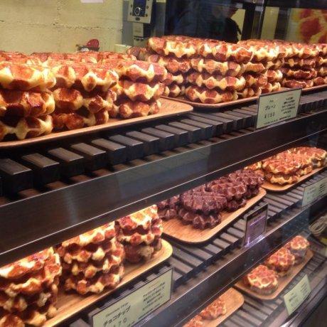 요코하마 'MR.waffle'