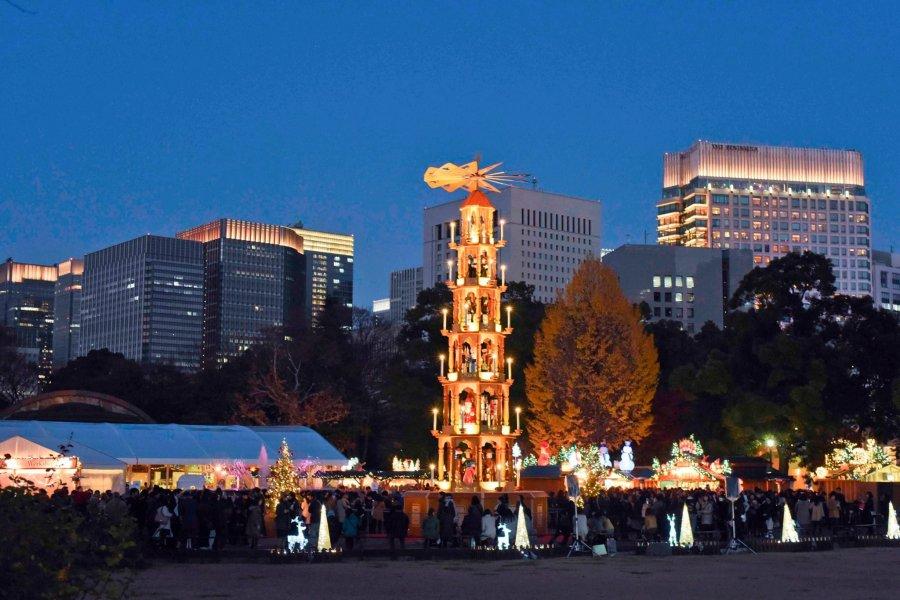 도쿄 크리스마스 마켓