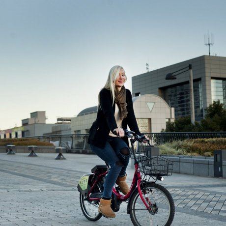 JapanTravel.Bike로 도쿄를 탐험하라