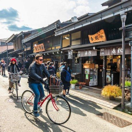 일본에서 자전거타기 규칙