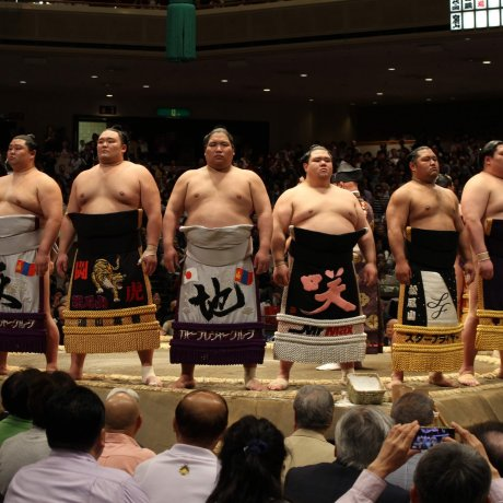 Guide to Sumo at the Kokugikan