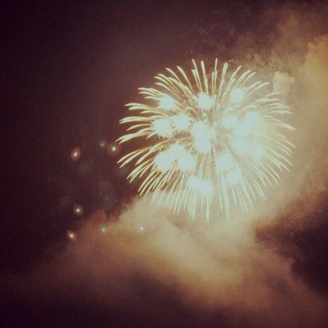 쿠레 불꽃놀이 축제