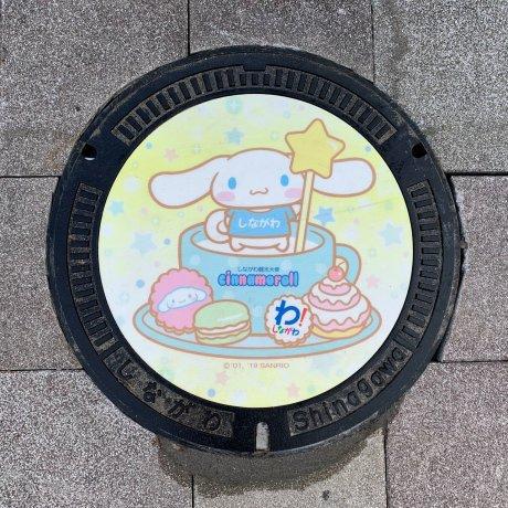 시나가와 맨홀 탐방
