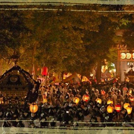 오쿠니타마 신사 '어둠의 축제'